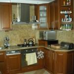 Kuchnia drewniana